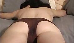 Cuckold wife homemade fuck