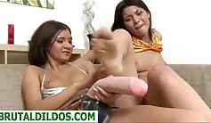 Ebony Gaping Anal Nikki Cruz and Greta Hogmans Stacy