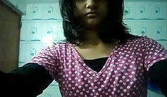 Indian Ai Song Hood Girl in Shower