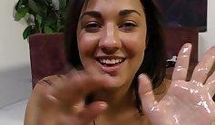 Amara Romani Huge Facial
