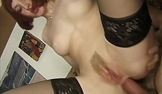 Italian Porn Star and first anal banging
