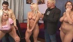 Aubry Leigh bondage reality