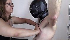 Anastasia Antonii Gets Tickle Torture