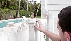 sexy blonde movie scenes Hot Housewife Fucks A Tool