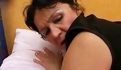 Chubby mature cheat on with her sons friend