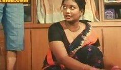 Indian Hot Dancing Parody Sloppy Rubdown Office Video HD