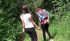 Asian chick fucked in her snatch and ass