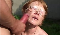 Cum Body Bodied Granny Anri Woman
