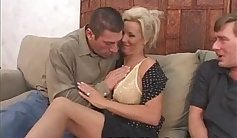 Kris Lynn and Her Happy Pussy Wife Dana Noir