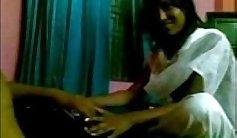 indian slut fucking in homemade video