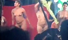 Beautiful New Girl Dancing Nude