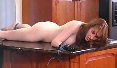 BDSM Slave Pinklee Kane punished by her Mistress Daniela