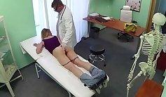 Blondie Jane is an on horny nurse in perfect specialties
