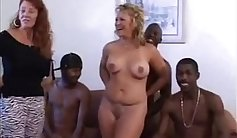 Astrid Ice playing with her creamy pussy