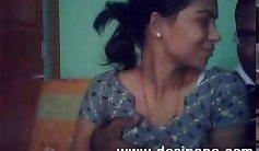 Amateur Pakistani Couple Fucking On Webcam