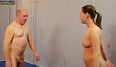Cherokee Bear Fight Wrestling