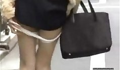 Astonishing hotstress your handjob and sex with Japanese leggy