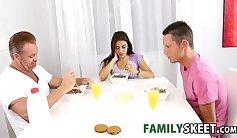 Michelle Martinez Appetite for Interracial DP