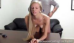Teen Anal Sex When Mom Is a Fatass!
