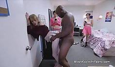BBC TAKES THE CAM BEFORE SHE RIDES HIM
