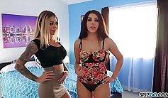 Sexy Big Breasted Megan Jones Fucked by Big Cock