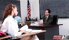 Hawt Teacher From High School