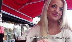 Public City Amateur Blondes, Belicos, Lara and Nyon