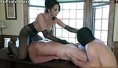 Under force femdoms forcing fuckments sexybbc