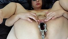 Pussy Whipped Creampie in video